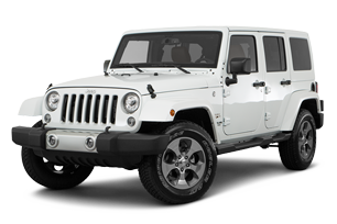 Jeep Wrangler 4x4 or Similar