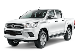 Toyota Hilux or Similar