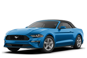 Ford Mustang Convertible or Similar
