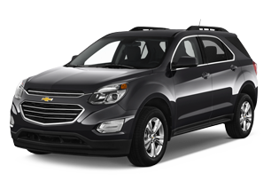 Chevrolet Captiva or Similar