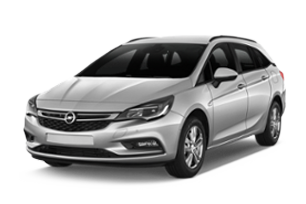 Opel Astra Estate or Similar