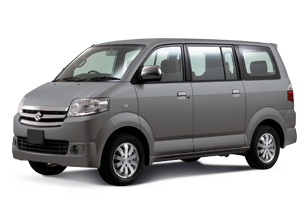 Suzuki APV Van or Similar