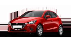 Mazda 2 or Similar