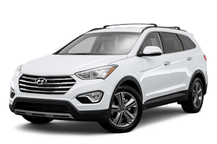Hyundai Santa Fe o Similar