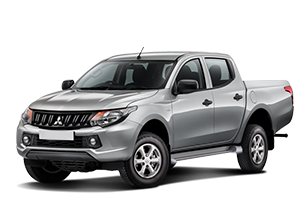 Mitsubishi L200 or Similar