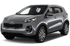 Kia Sportage or Similar