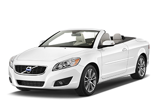 Volvo C70 or Similar