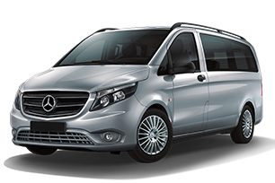 Mercedes Vito or Similar