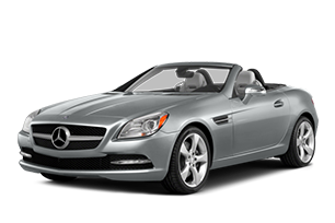 Mercedes SLK or Similar