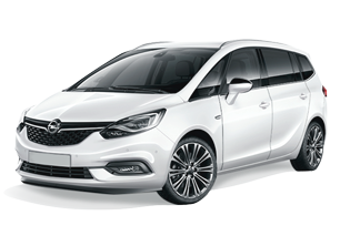 Opel Zafira or Similar