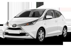 Toyota Aygo o Similar