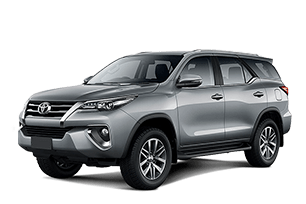 Toyota Fortuner o Similar
