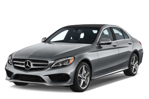 Mercedes C300 or Similar
