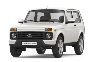 Lada Niva or Similar