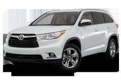 Toyota Highlander or Similar