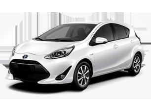 Toyota Prius C or Similar