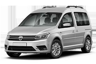 Volkswagen Caddy or Similar