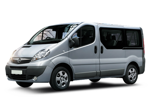 Opel Vivaro or Similar