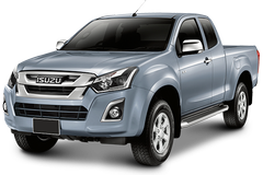 Isuzu DMAX or Similar
