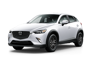 Mazda CX3 or Similar