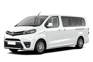Toyota ProAce Verso or Similar