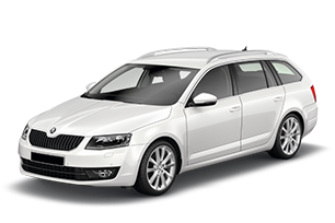 Skoda Octavia Wagon or Similar