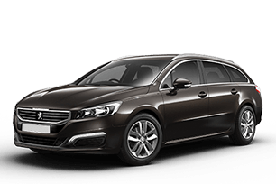 Peugeot 508 Wagon or Similar
