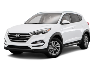 Hyundai Tucson or Similar