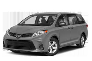 Toyota Sienna o Similar