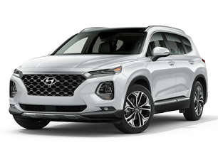 Hyundai Santa Fe or Similar